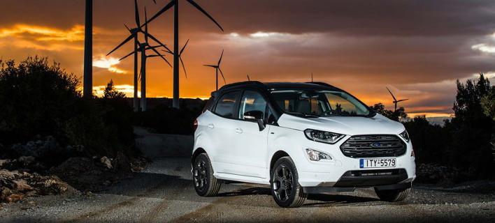 Το νέο Ford Ecosport ξεκινά από 15.168 ευρώ