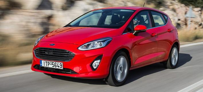 Το νέο Ford Fiesta αναβαθμίστηκε