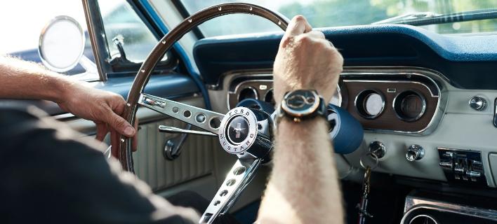 Mustang που έχουν αποσυρθεί αποκτούν νέα ζωή σαν ρολόγια πολυτελείας [εικόνες]