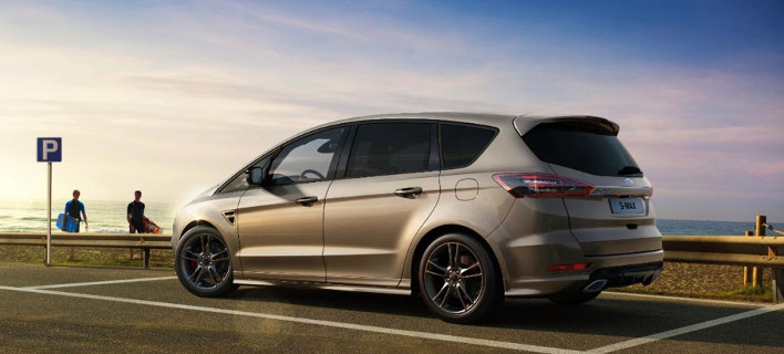 Τα Ford S-Max και Galaxy με νέους κινητήρες πετρελαίου