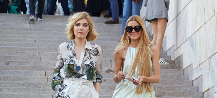 Fashionista στην Εβδομάδα Μόδας/ Φωτογραφία: Shutterstock