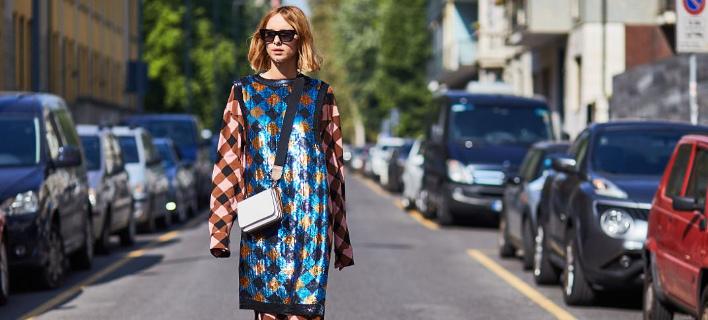Μια stret style star στους δρόμους της πόλης/ Φωτογραφία: Shutterstock