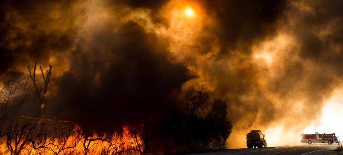 Οι φωτιές του καλοκαιριού στην Πορτογαλία στοίχισαν τη ζωή σε τουλάχιστον 60 ανθρώπους (ASSOCIATED PRESS)