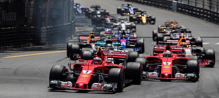 Φωτογραφία: Formula1/FB