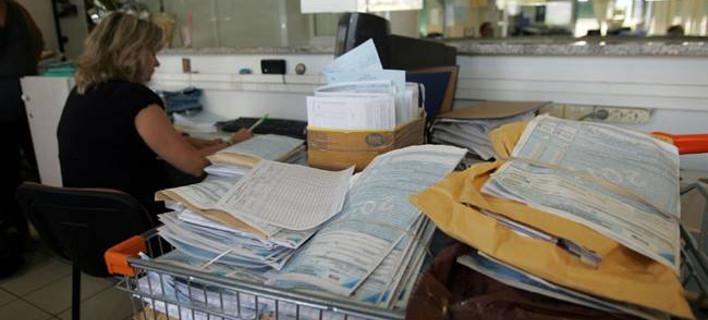 Ερχονται φορολογικές ανατροπές - Φόρος από 10% έως 50% στα εισοδήματα