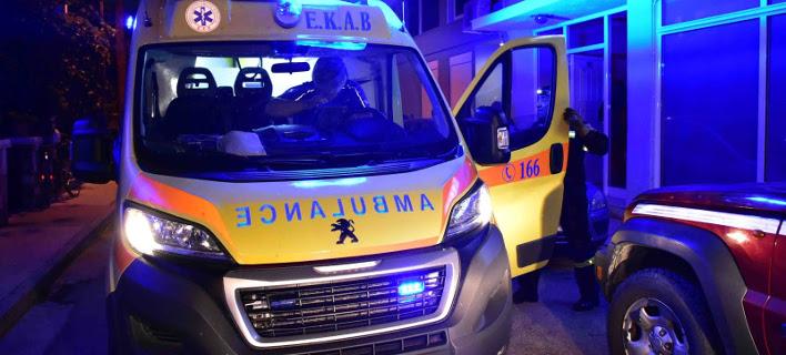 Η 45χρονη τραυματίστηκε θανάσιμα (Φωτογραφία: argolikeseidhseis)