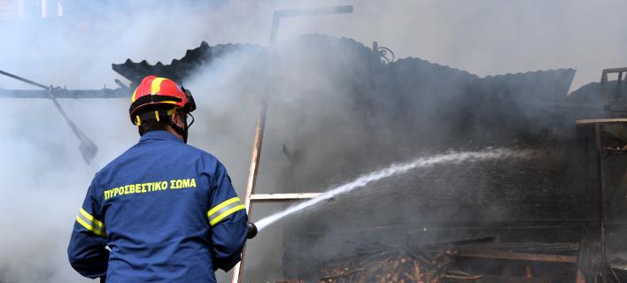 φωτιά/Φωτογραφία αρχείου: Eurokinissi