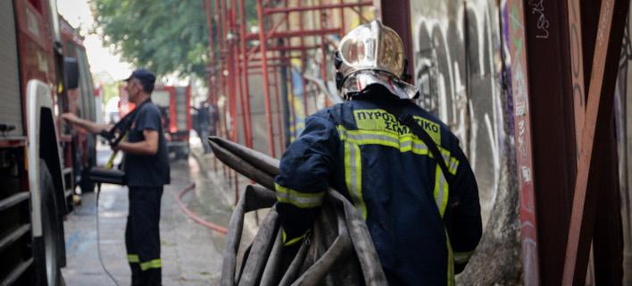 Πυρκαγιά/Φωτογραφία αρχείου: Eurokinissi/ΓΙΑΝΝΗΣ ΠΑΝΑΓΟΠΟΥΛΟΣ