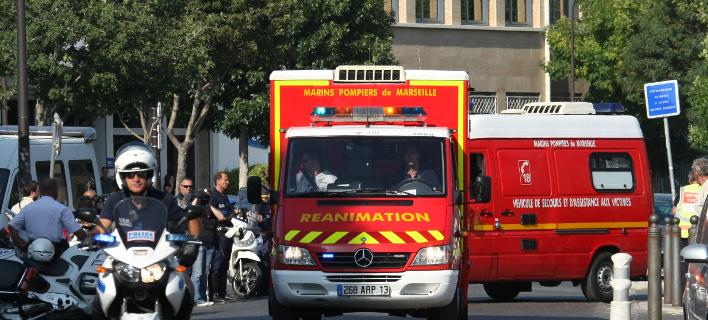 φωτιά στη Γαλλία/Φωτογραφία αρχείου: AP