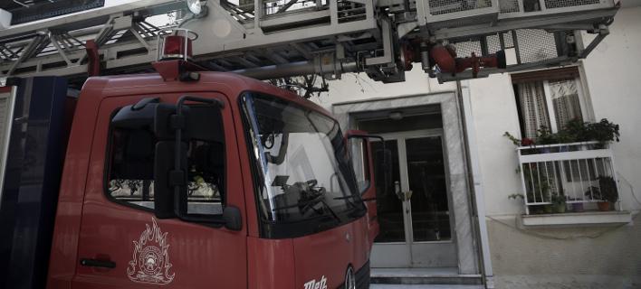 Πυρπόλησαν κεραία κινητής τηλεφωνίας σε ταράτσα (Φωτογραφία αρχείου: EUROKINISSI/ΣΤΕΛΙΟΣ ΜΙΣΙΝΑΣ)