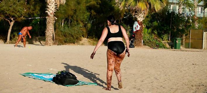 Ο Βέλγος φωτογράφος απαντά στην Αυλωνίτου για το photoshop: Ανοησίες τυχαίων πολιτικών
