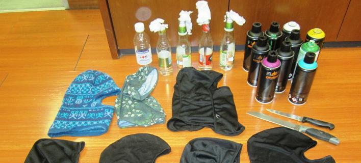 Συνελήφθησαν στην Καλλιθέα 16χρονοι ξένοι χούλιγκαν -Eτοίμαζαν ντου σε σύνδεσμο [εικόνα]