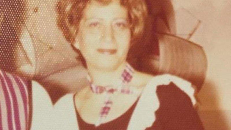 Η 88χρονη Φούλα Παπανδρέου που βρέθηκε στραγγαλισμένη (Φωτογραφία: facebook)