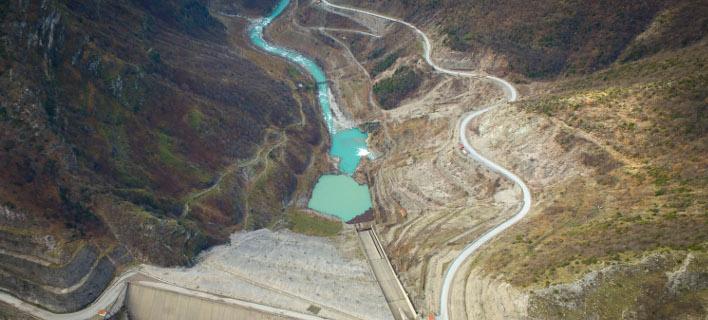 71 δήμοι εντάσσονται στο πρόγραμμα για την αναβάθμιση των δικτύων ύδρευσης/ Φωτογραφία: Eurokinissi