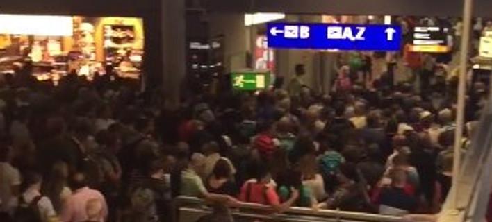 Σε «παρανόηση» αποδίδεται η εκκένωση του αεροδρομίου της Φρανκφούρτης