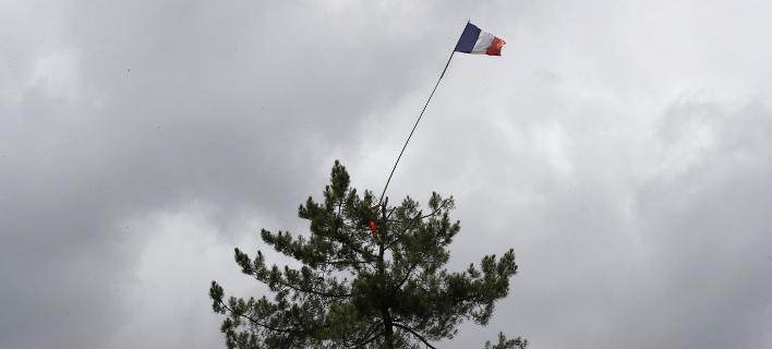 Φωτογραφία αρχείου: AP/ Christophe Ena