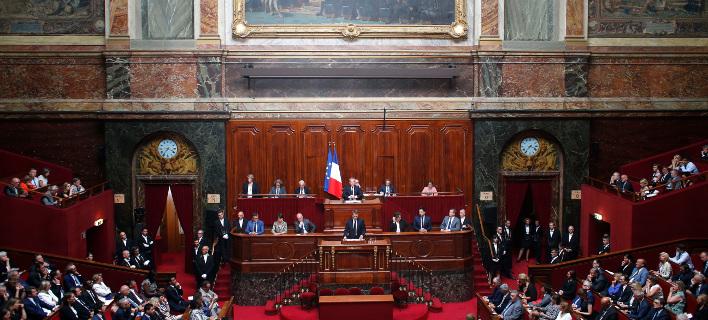 Η Γαλλική κυβέρνηση/ Φωτογραφία AP images