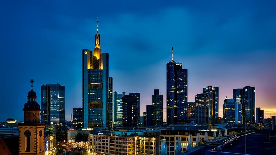Πανοραμική άποψη της Φρανκφούρτης/Φωτογραφία: Pixabay