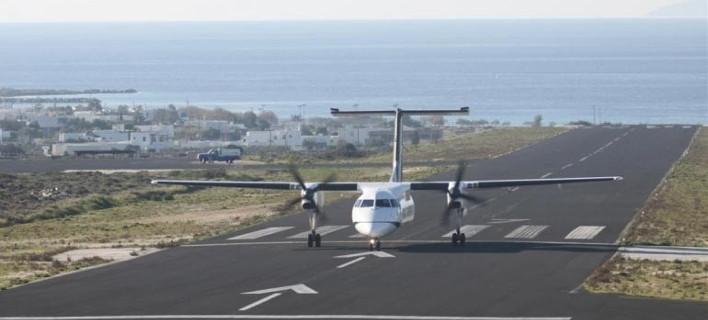 Πέρασαν στην Fraport 14 περιφερειακά αεροδρόμια της χώρας - Υπεγράφη η συμφωνία