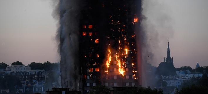 Λονδίνο: Μαρτυρία ότι η φωτιά στον πύργο Γκρένφελ ξεκίνησε από ψυγείο που εξερράγη
