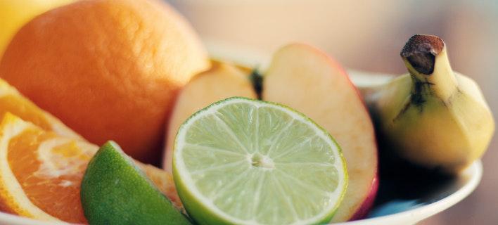 Ένα μπολ με φρούτα/ Φωτογραφία: Pexels