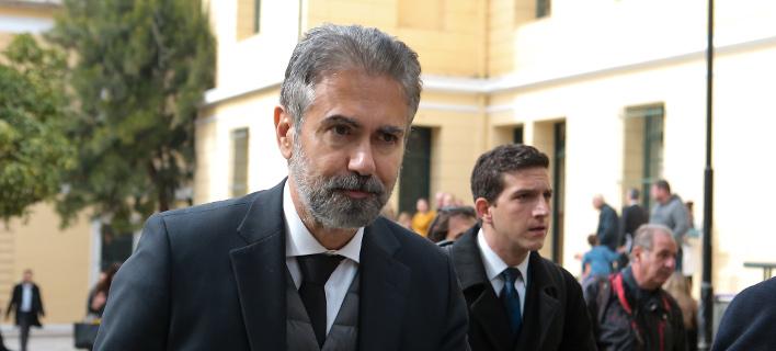 Ο τέως αντιπρόεδρος της Novartis Κωνσταντίνος Φρουζής / Φωτογραφία: INTIMENEWS/ ΣΤΕΦΑΝΟΥ ΣΤΕΛΙΟΣ