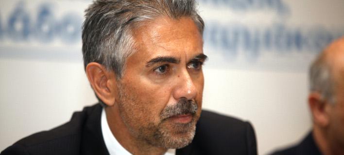 Ο πρώην αντιπρόεδρος της Novartis, Κωνσταντίνος Φρουζής