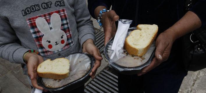 Διευρύνονται οι ανισότητες/Φωτογραφία: Eurokinissi