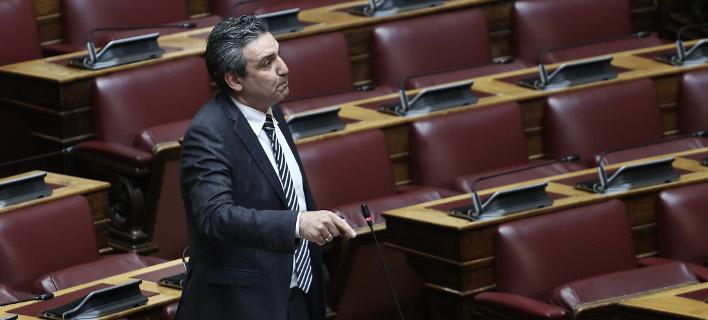 Ο ανεξάρτητος πλέον βουλευτής Αριστείδης Φωκάς / Φωτογραφία: Intimenews-Γιάννης Λιάκος