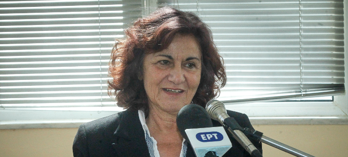 Θεανώ Φωτίου/Φωτογραφία: Eurokinissi