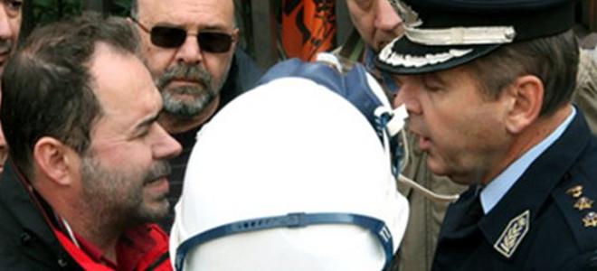 Με καταλήψεις και συγκρούσεις απειλεί ο Φωτόπουλος - «Δεν πωλείται η ΔΕΗ»