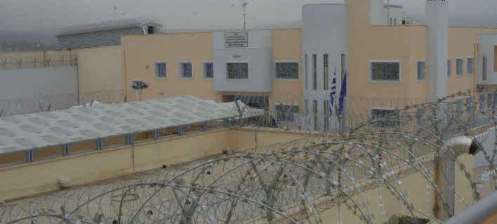 Νέο αιματηρό επεισόδιο στις φυλακές Δομοκού/ Φωτογραφία: EUROKINISSI