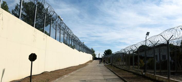 Ερευνα σε δύο φυλακές για τον θάνατο του 26χρονου κρατούμενου (Φωτογραφία αρχείου: EUROKINISSI/ ΤΑΤΙΑΝΑ ΜΠΟΛΑΡΗ)