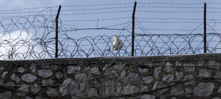 ΣΟΚ: Αυτοκτόνησε Λάκωνας κρατούμενος στις φυλακές Τριπόλεως /Φωτογραφία: Εurokinissi