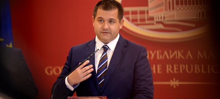 Ο Μίλε Μποσνιάκοφσκι/ Φωτογραφία: ΑΠΕ