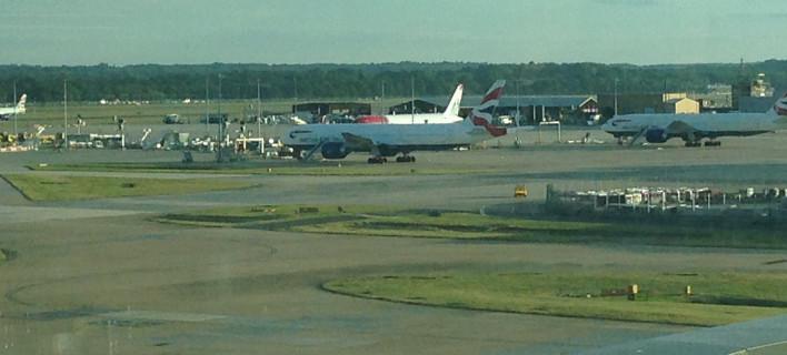Βρετανία: Εκλεισε προσωρινά το αεροδρόμιο του Γκάτγουικ -Λόγω ενός σκασμένου ελαστικού