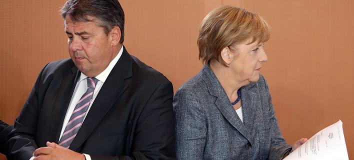 Γκάμπριελ: Η Μέρκελ φέρει την πολιτική ευθύνη για τα επεισόδια στο Αμβούργο -Ηθελε μόνο αυτοπροβολή