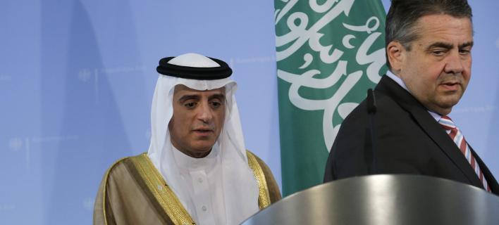 Η Σαουδική Αραβία ανακαλεί τον πρεσβευτή της στη Γερμανία λόγω δηλώσεων του Γκάμπριελ