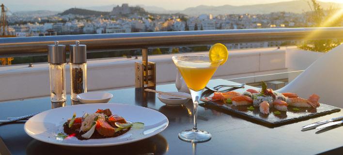 Galaxy Bar & Restaurant: Θέα για τους πιο απαιτητικούς!