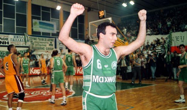 Το 1992 το τμήμα μπάσκετ γίνεται επαγγελματικό και αυτόνομο διοικητικά υπό  την προεδρία του Παύλου Γιαννακόπουλου. Την ίδια χρονιά ο Παναθηναϊκός  αποκτά και ... 4d49bd3349f