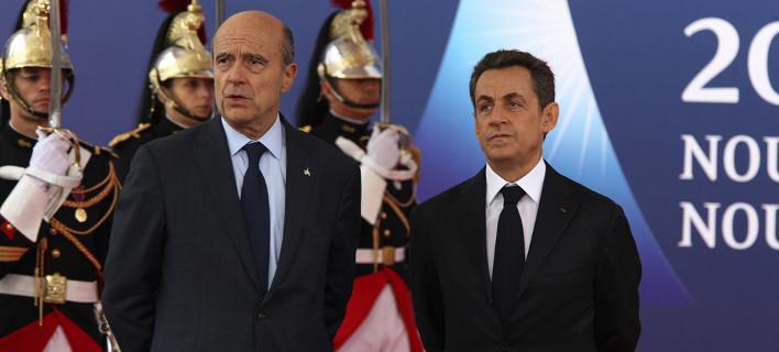 Γαλλία: Αυξάνεται η διαφορά μεταξύ Ζιπέ-Σαρκοζί -Τους χωρίζουν 11 μονάδες