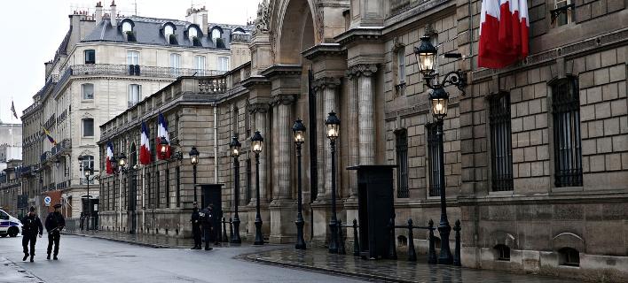 Στη γαλλική πρωτεύουσα/Φωτογραφία: ΑΡ