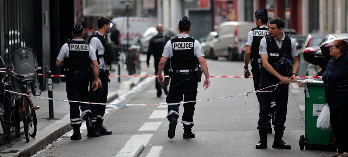 Γαλλία: Απετράπη τρομοκρατική επίθεση (Φωτογραφία αρχείου: AP Photo Francois Mori)