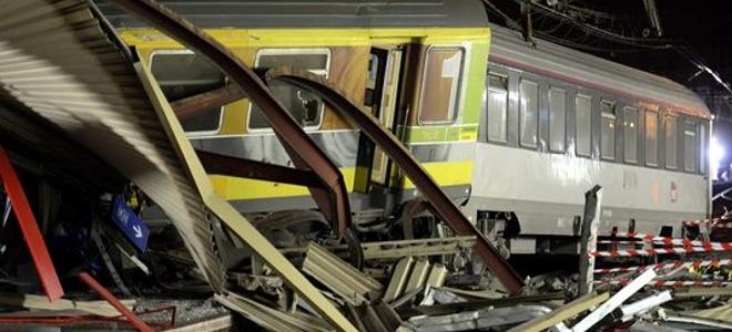 Σε αστοχία υλικού οφείλεται η σιδηροδρομική τραγωδία στο Παρίσι