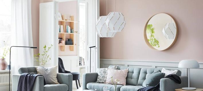 Σε ένα design διαμέρισμα/ Φωτογραφία: IKEA