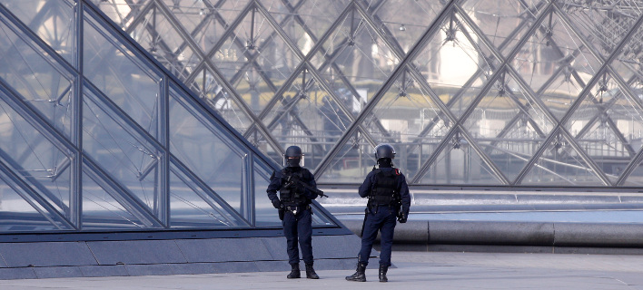 Φωτογραφία: AP /Thibault Camus