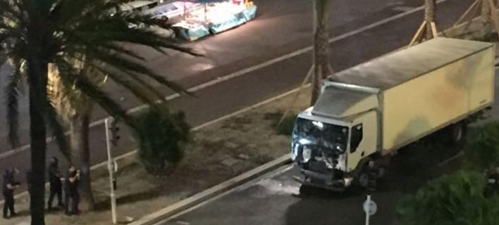 31χρονος Γαλλοτυνήσιος, κάτοικος Νίκαιας, ο μακελάρης -Βρέθηκε η ταυτότητά του στο φορτηγό