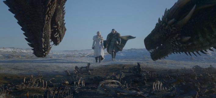 Στιγμιότυπο από το επίσημο τρέιλερ της 8ης σεζόν / Φωτογραφία: YouTube/HBO