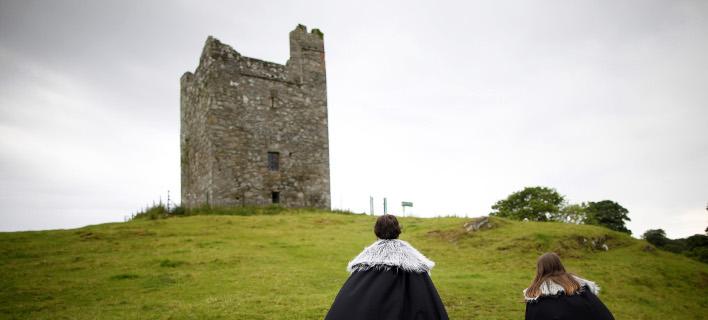 Το Winterfell - κατά κόσμον κάστρο Ward της Βόρειας Ιρλανδίας / Φωτογραφία: ΑΡ
