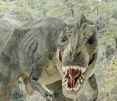 diaforetiko.gr : gamos deinosauros 3 Ποια είναι η ΤΕΛΕΥΤΑΙΑ ΜΟΔΑ ΣΤΟΥΣ ΓΑΜΟΥΣ;;; Τυραννόσαυρος κυνηγά τους νεονύμφους...!!! (ΦΩΤΟ)